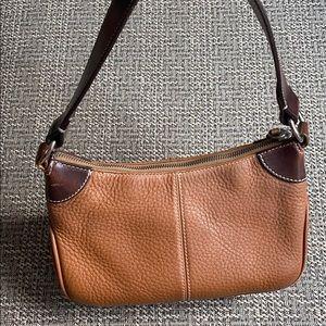 Dooney & Bourke Classic Pebbled Leather Shoulder